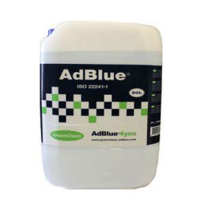 Greenchem Adblue 20 Litre Ad Blue 20: L