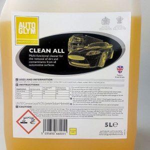 Autoglym Clean All