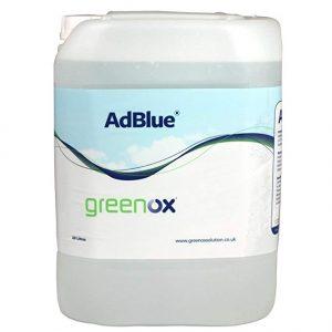 Greenox Adblue 20 Litre