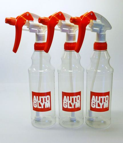 Autoglym Calibrated Autoglym Spray Bottle 500ML