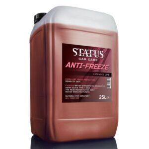 Status RED Antifreeze Coolant 25 L Litre