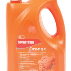swarfega 4 litre pump 4L Orange