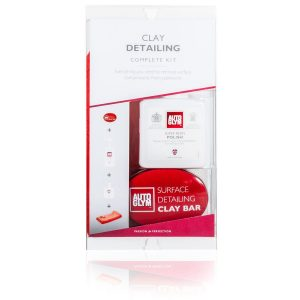 Autoglym Clay Detailing Kit