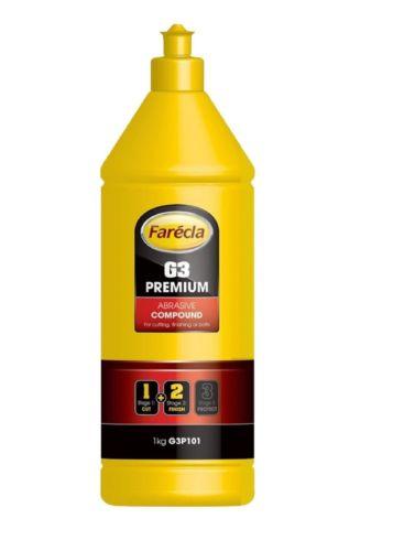 Farecla G3 Premium Abrasive Compound 1KG