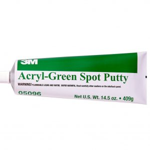 3M 05096 Acryl Green Spot Putty