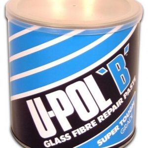 U-POL Isopon P40 Fibre Glass Compound Bridger 1.85 Ltr