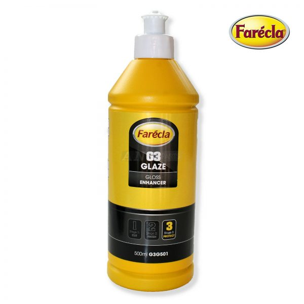 Farecla G3 Glaze Gloss Enhancer 500ml G3G501