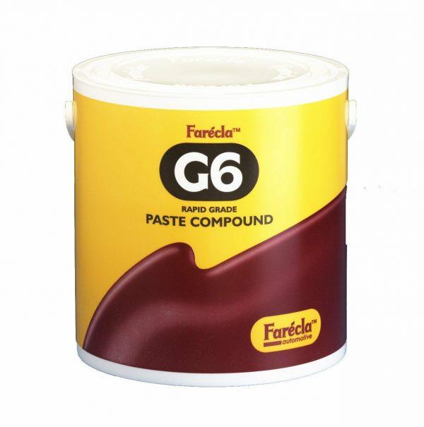 Farecla G6 Compound Paste Rapid Grade 3kg