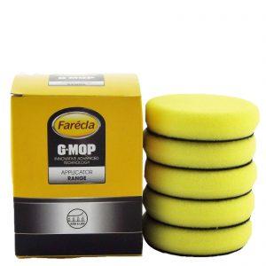 "Farecla 5 pack G Mop 75mm Adv Compound Head Sponge Foam 3"" Smart Repair GMC312"