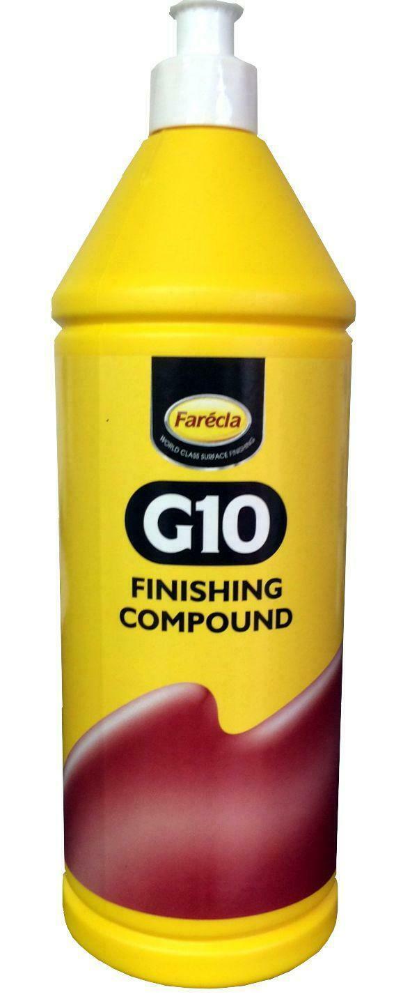 Farecla G10 FINISHING COMPOUND 1Litre