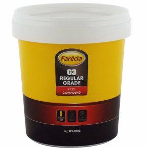 Farecla G3 REGULAR GRADE PASTE COMPOUND 1kg
