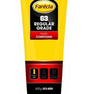 Farecla G3 Regular Grade Paste Compound Tube 400g