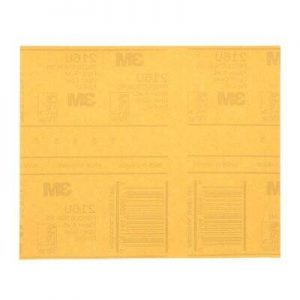 3M 60549 Soft Hand Sanding Sheet 114X135MM K800 Grain 216U