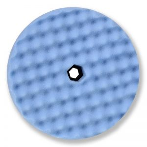 3M 50880 Quick Connect High Gloss Convoluted Foam Polishing Pad (150mm)