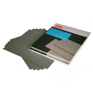 3M Wet Or Dry Sand Paper P40 230 x 280 MM 25 Pack 05283