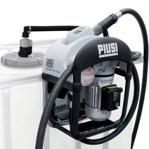 Piusi Elite Three 25 Electric IBC AdBlue Pump with Flow Meter