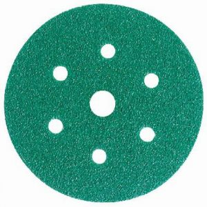 3M 80352 P80 150mm 7H Hookit Green Abrasive Discs