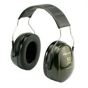3M H520A Peltor Optime II Ear Muffs 31dB