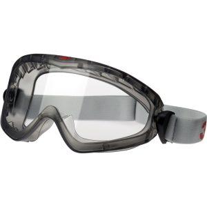 3M 2890SA Safety Goggles Anti-Fog Clear Lens