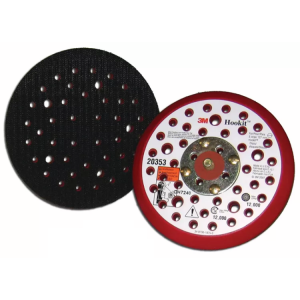 3M 20353 Hookit Clean Sanding Low Profile Disc Pad 127mm