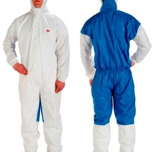 3M 4535WM Disposable Protective Suit Coverall M