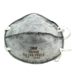 3M 06998 Speciality Particulate Respirator FFP1