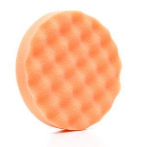 3M 02362 Finesse-it Buffing Pad in Orange Foam 125mm