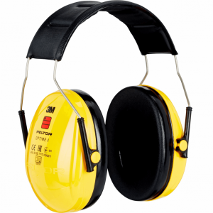 3M H510A PELTOR Optime I Earmuffs, 27 dB