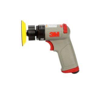 3M 28353 Random Orbital Pistol Grip Sander, 3 in 1/8 in
