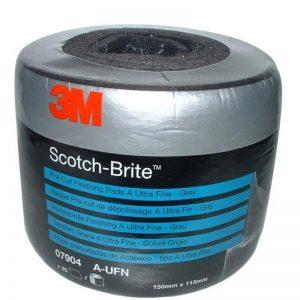 3M 07904 Scotch-Brite Clean and Finish Pre-Cut Roll