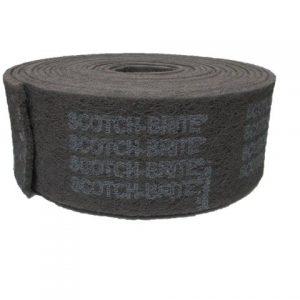 3M 07611 Scotch-Brite Clean and Finish Roll Ultra Fine 100mm x 10m