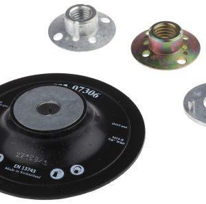 3M 07306 Fibre Disc Back-Up Pad Flat 115mm M14-2.0