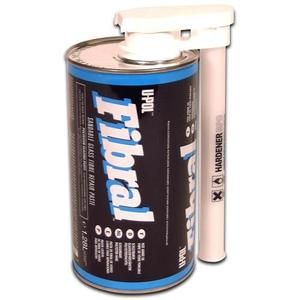 UPOL FIBRAL GLASS FIBRE REPAIR FILLER 1.28 Litre DIS/FIB
