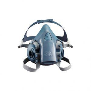 3M 06783 Respirator Starter Kit, A2P2 R Filter Large Half Mask