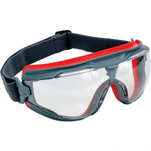 3M GG501SGAF-EU GoggleGear 500 Series Clear Lens