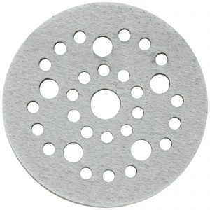 3M 20278 Clean Sanding Soft Interface Disc Pad Multihole 125mm