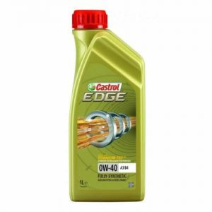 Castrol Edge 0W-40 A3/B4 Engine Oil 1 Litre