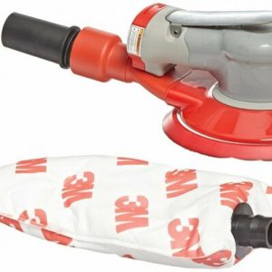 3M 28515 Elite Self-Generated Vacuum Random Orbital Sander 5 in x 3/32 in
