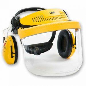 3M G500V5FH Peltor Headgear Protection