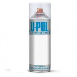 U-POL CUSTOM CAN AEROSOL Water-Based 400ML
