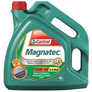 Castrol Magnatec 10W-40 A3/B4 4 Litres