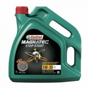 Castrol Magnatec Stop-Start 5W-30 C3 4 Litres