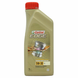 Castrol EDGE Titanium 5W30 LL Fully Synthetic Longlife Engine Oil 1 Litre 1L