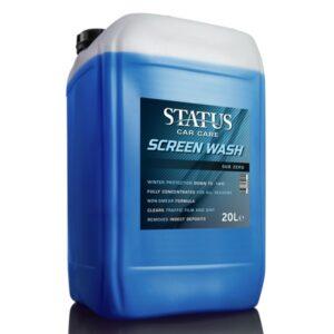 Status Car Care Screenwash All Seasons & Winter -14 C 20L 20 Litre