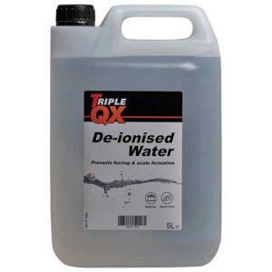 TRIPLE QX De-Ionised Water 5Ltr