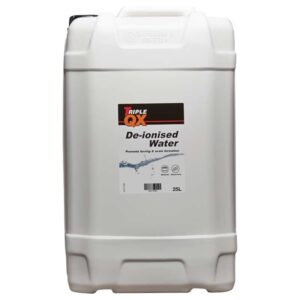 De-Ionised Water 25Ltr De-Ionised Water 25Ltr